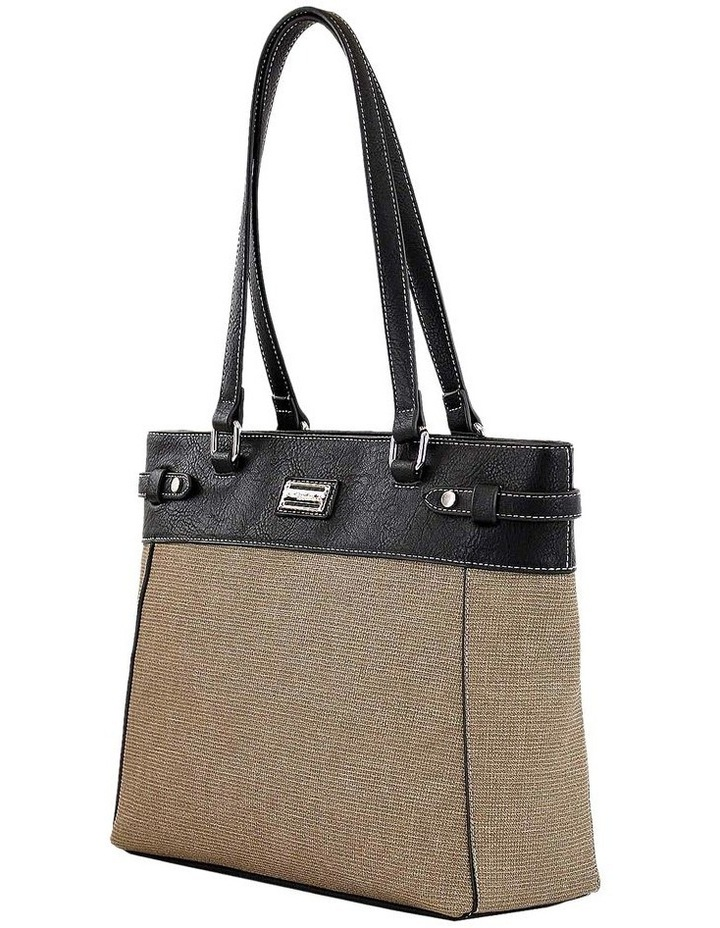 CSQ287 Veronica Double Handle Tote Bag image 2