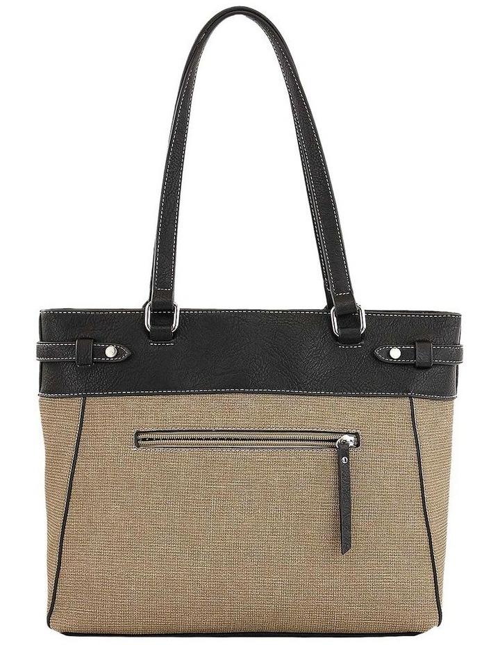 CSQ287 Veronica Double Handle Tote Bag image 3