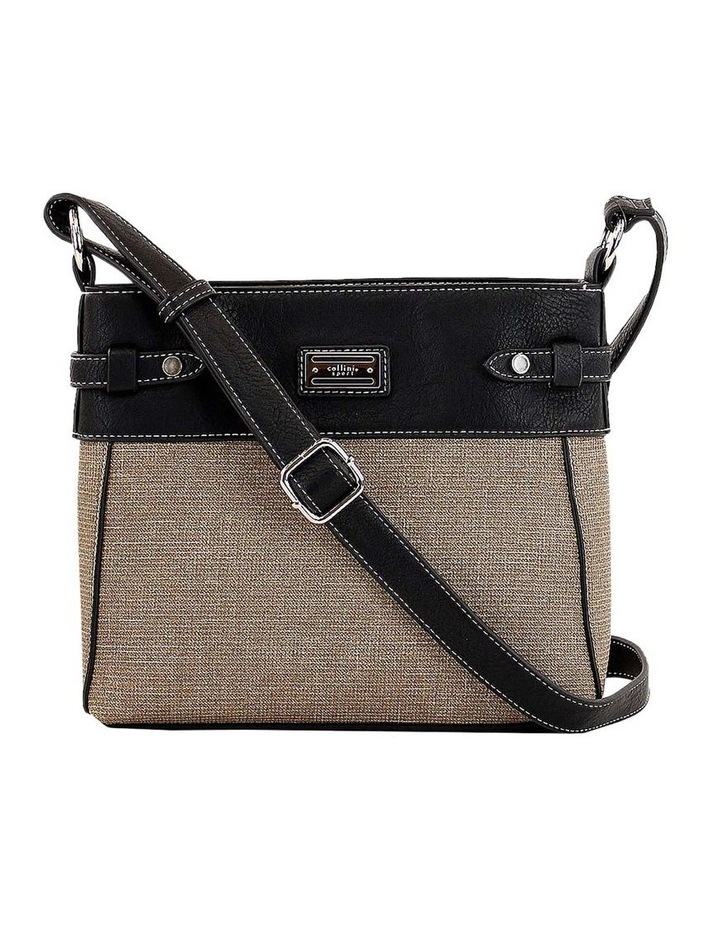 CSQ288 Veronica Zip Top Crossbody Bag image 1