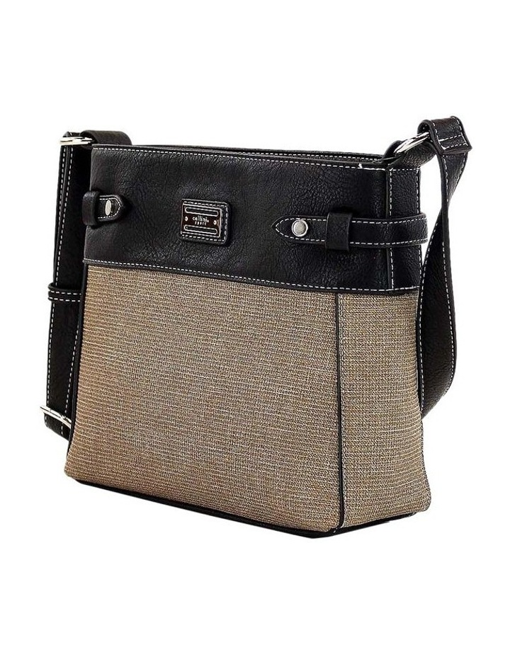 CSQ288 Veronica Zip Top Crossbody Bag image 2
