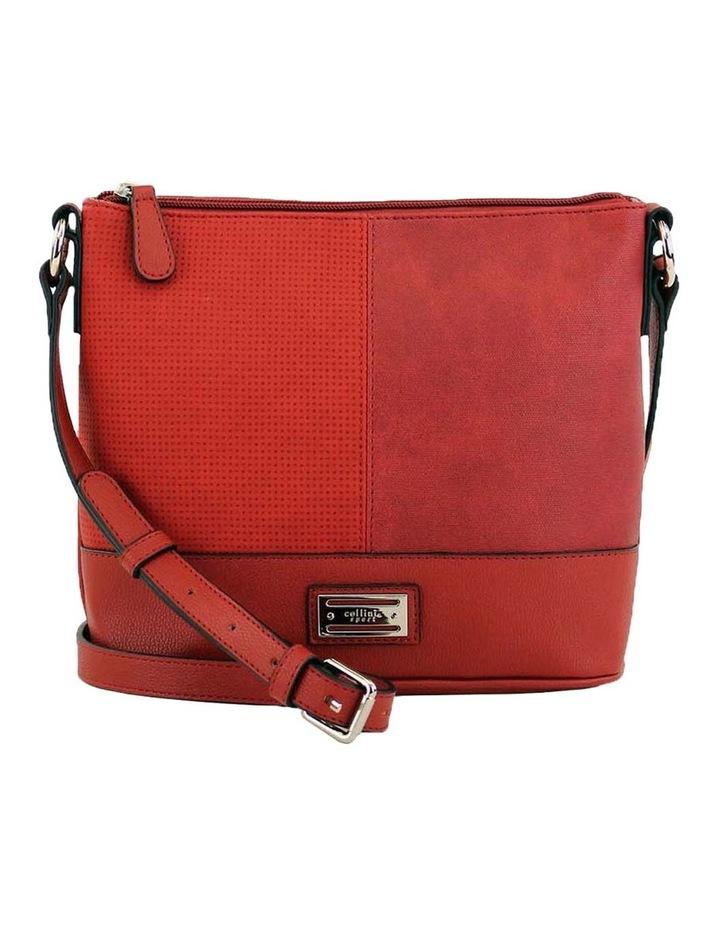 CSQ401 Wanda Zip Top Crossbody Bag image 1