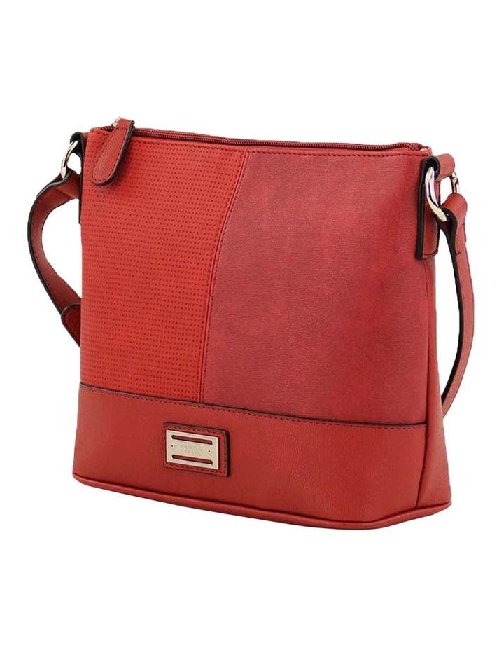 CSQ401 Wanda Zip Top Crossbody Bag image 2