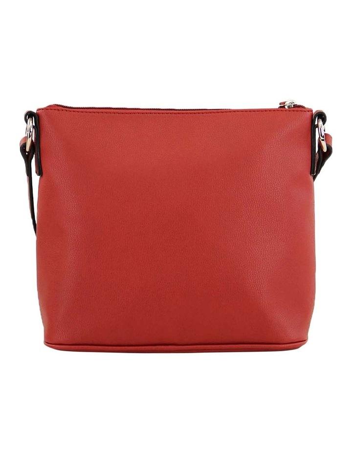 CSQ401 Wanda Zip Top Crossbody Bag image 3