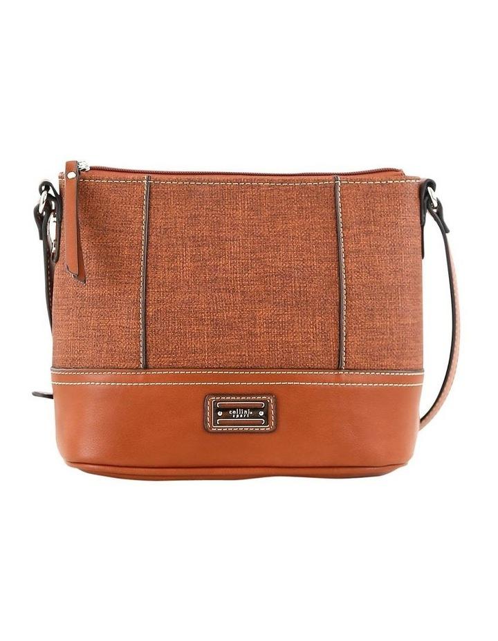 CSQ240 Irene Zip Top Crossbody Bag image 1