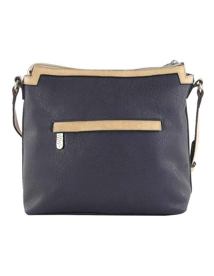 CSR032 Renee Zip Top Crossbody Bag image 3