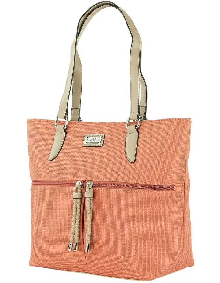 CSR040 Edith Double Handle Tote Bag image 2