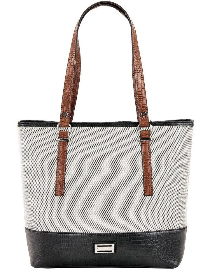 CSR045 Bianca Double Handle Tote Bag image 1