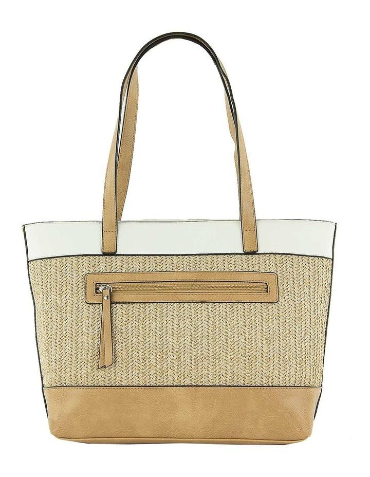 CSR050 Carla Double Handle Tote Bag image 3