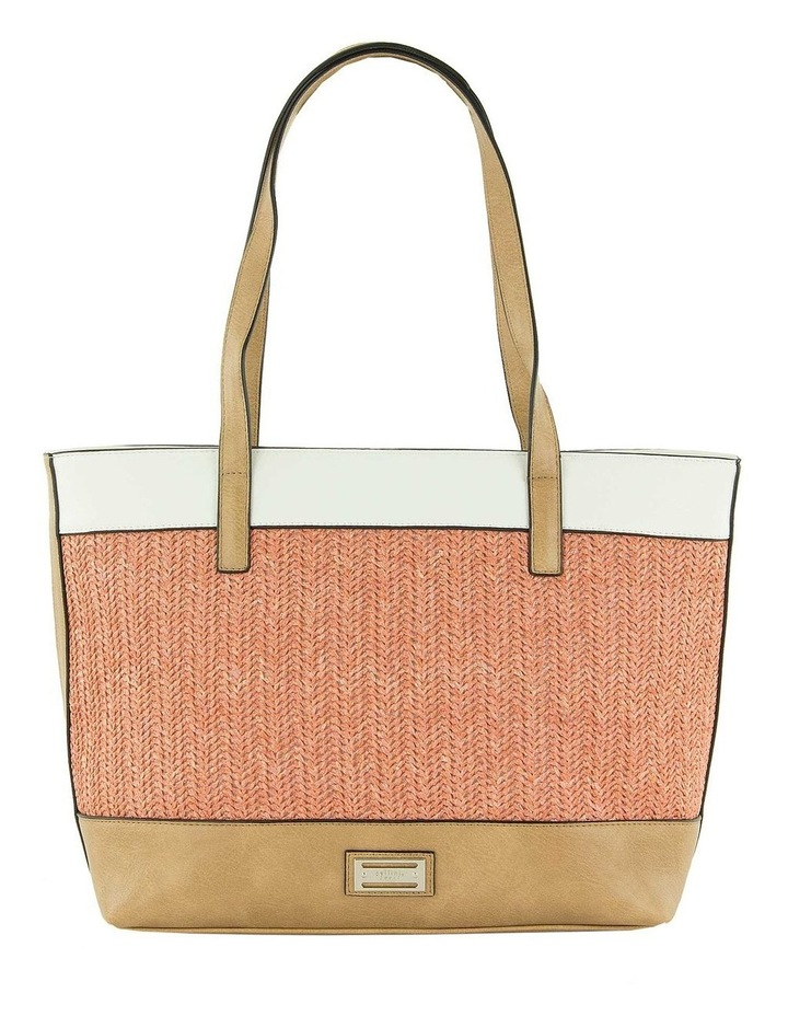 CSR050 Carla Double Handle Tote Bag image 1