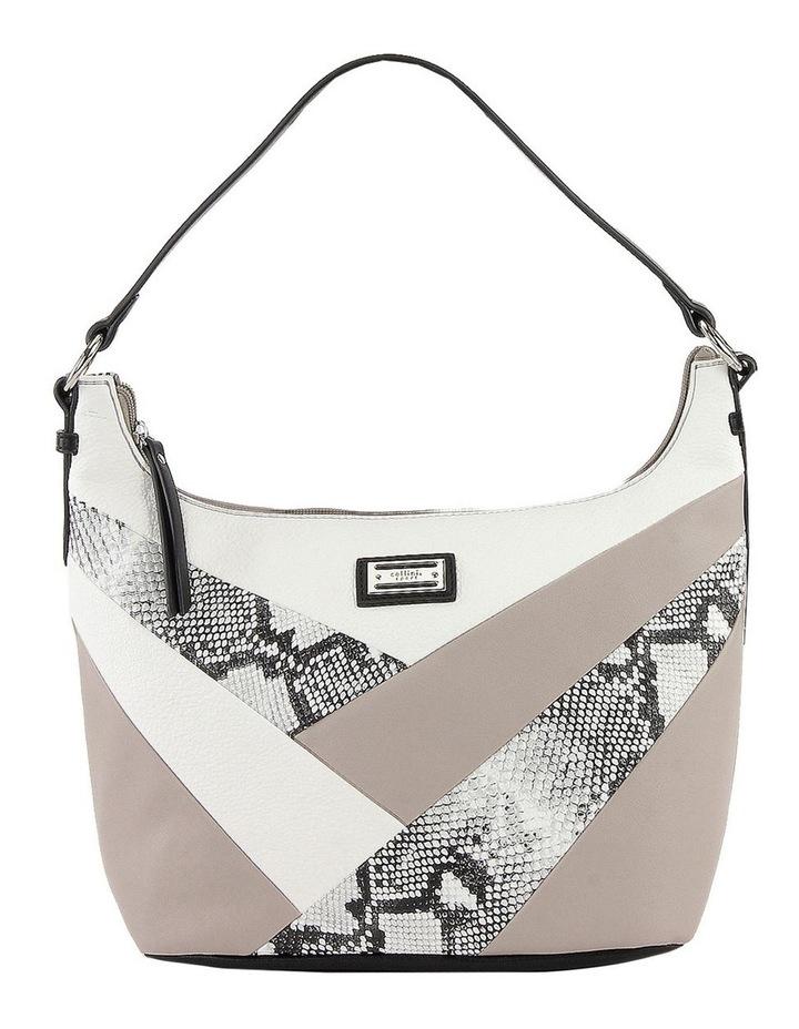 CSR056 Gwen Zip Top Hobo Bag image 1