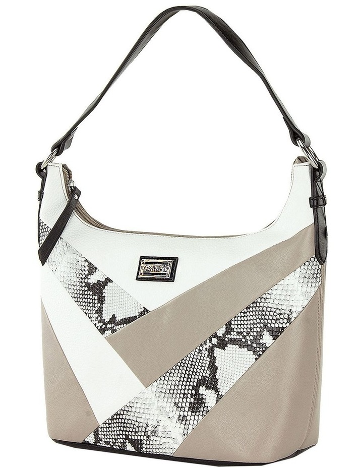 CSR056 Gwen Zip Top Hobo Bag image 2