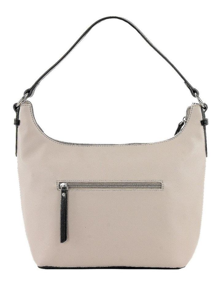 CSR056 Gwen Zip Top Hobo Bag image 3