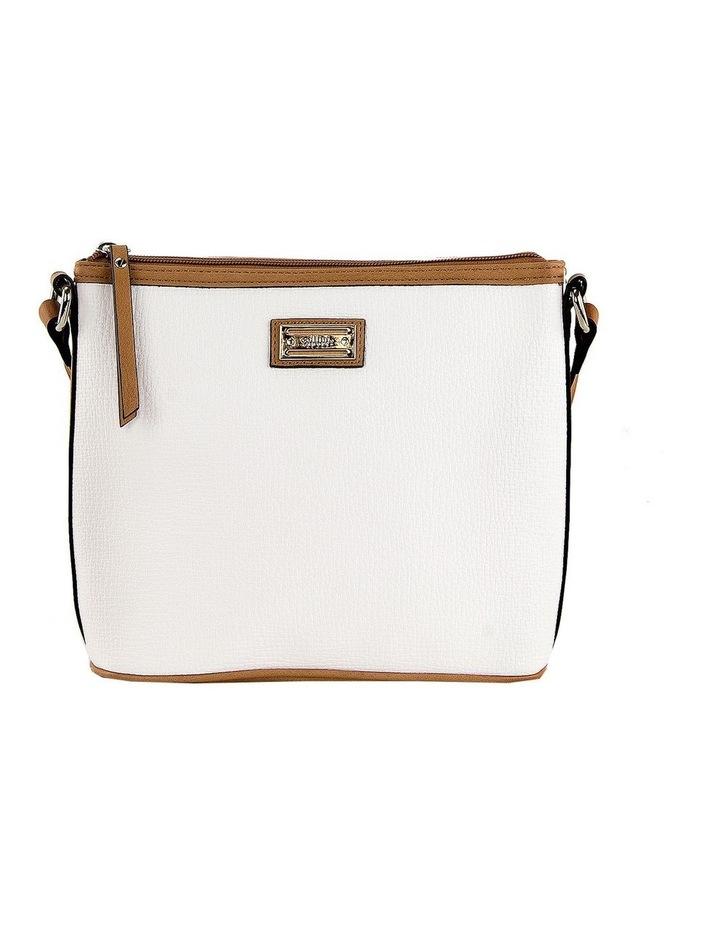 CSR067 Rosa Zip Top Crossbody Bag image 1