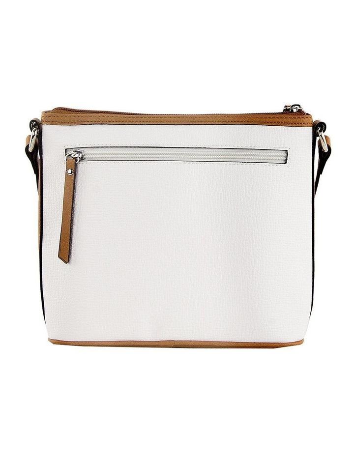 CSR067 Rosa Zip Top Crossbody Bag image 3