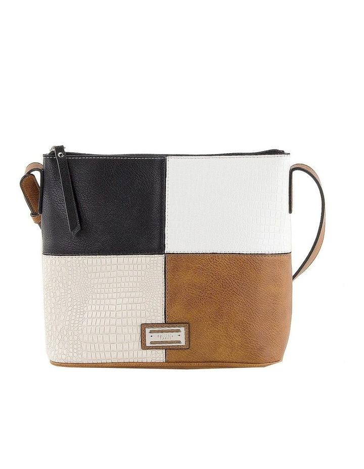 CSR071 Lois Zip Top Crossbody Bag image 1