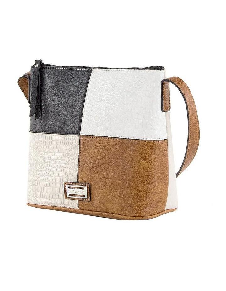 CSR071 Lois Zip Top Crossbody Bag image 2