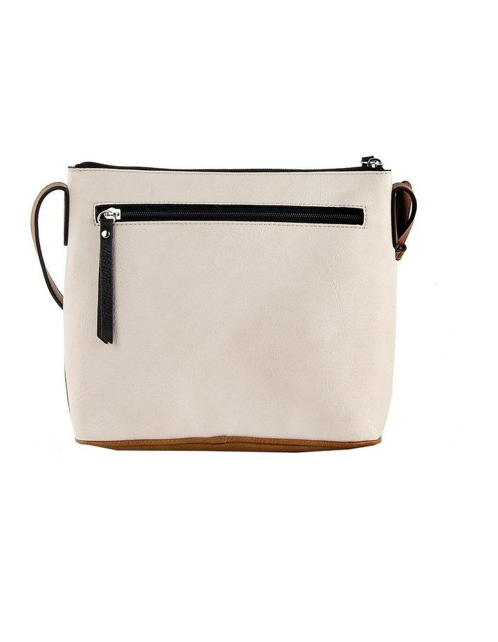 CSR071 Lois Zip Top Crossbody Bag image 3