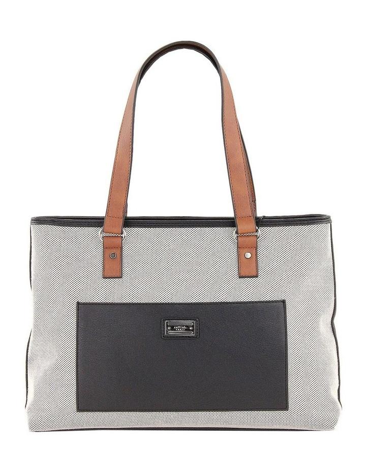 CSS110 Claire Zip Top Tote Bag image 1
