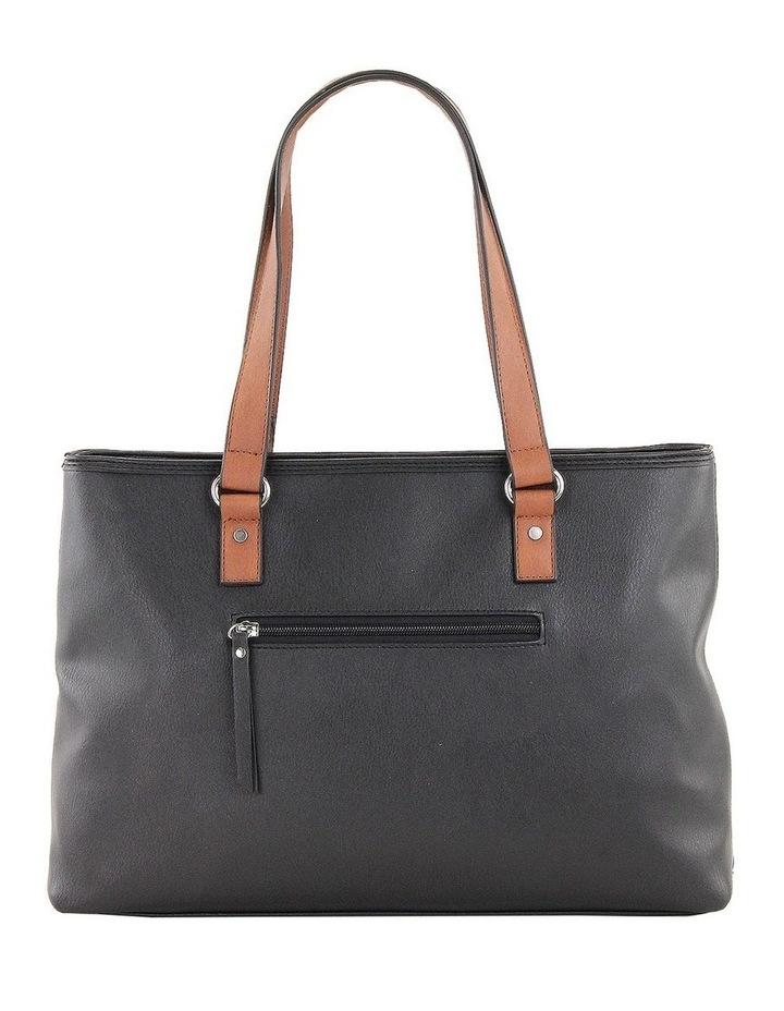 CSS110 Claire Zip Top Tote Bag image 3
