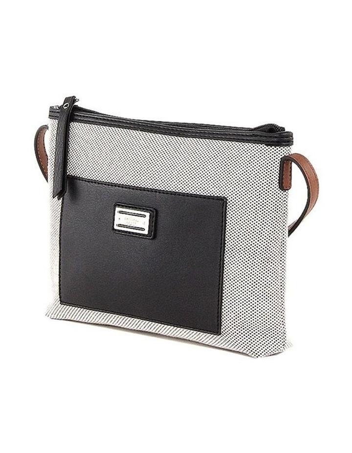 CSS111 Claire Zip Top Crossbody Bag image 2