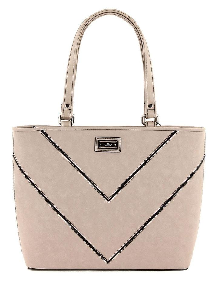 CSS125 Caroline Zip Top Tote Bag image 1