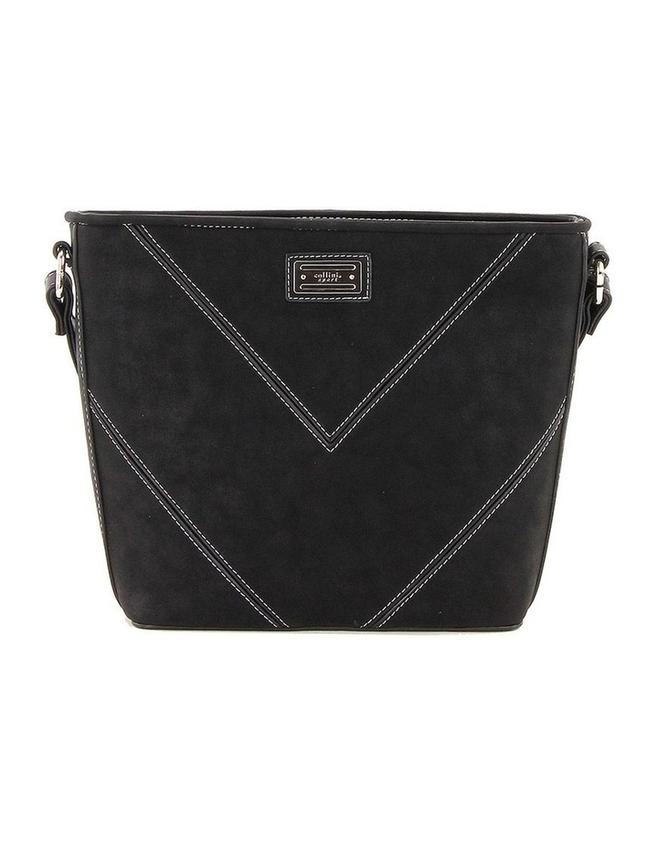 CSS126 Caroline Zip Top Crossbody Bag image 1