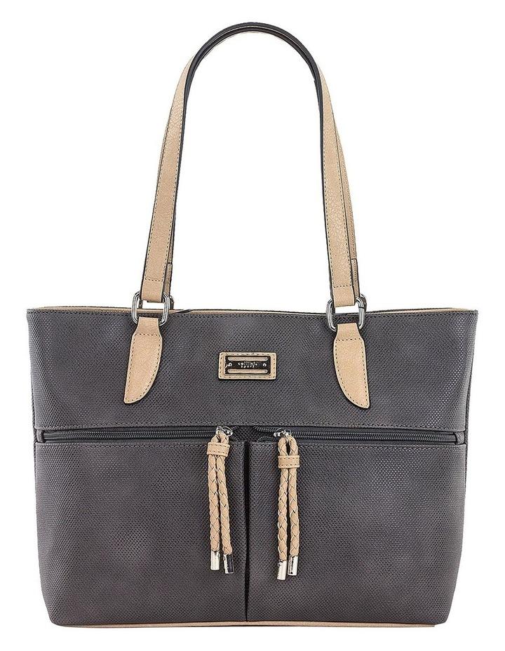 CSS130 Edith Zip Top Tote Bag image 1