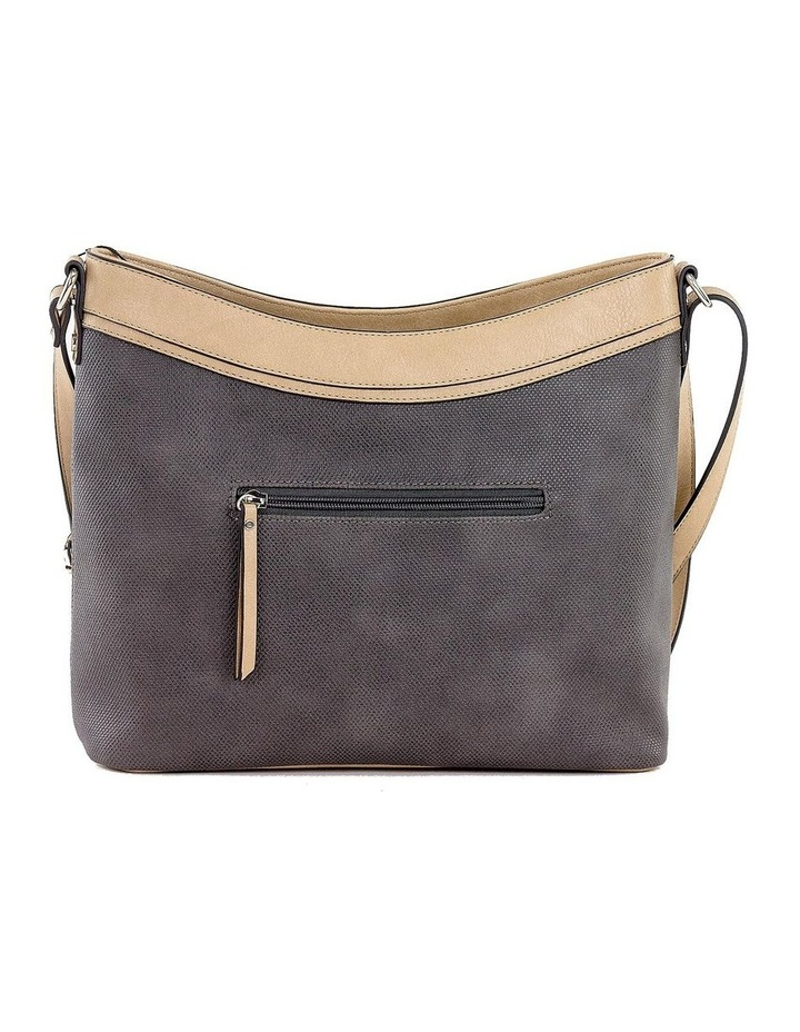CSS131 Edith Zip Top Crossbody Bag image 3