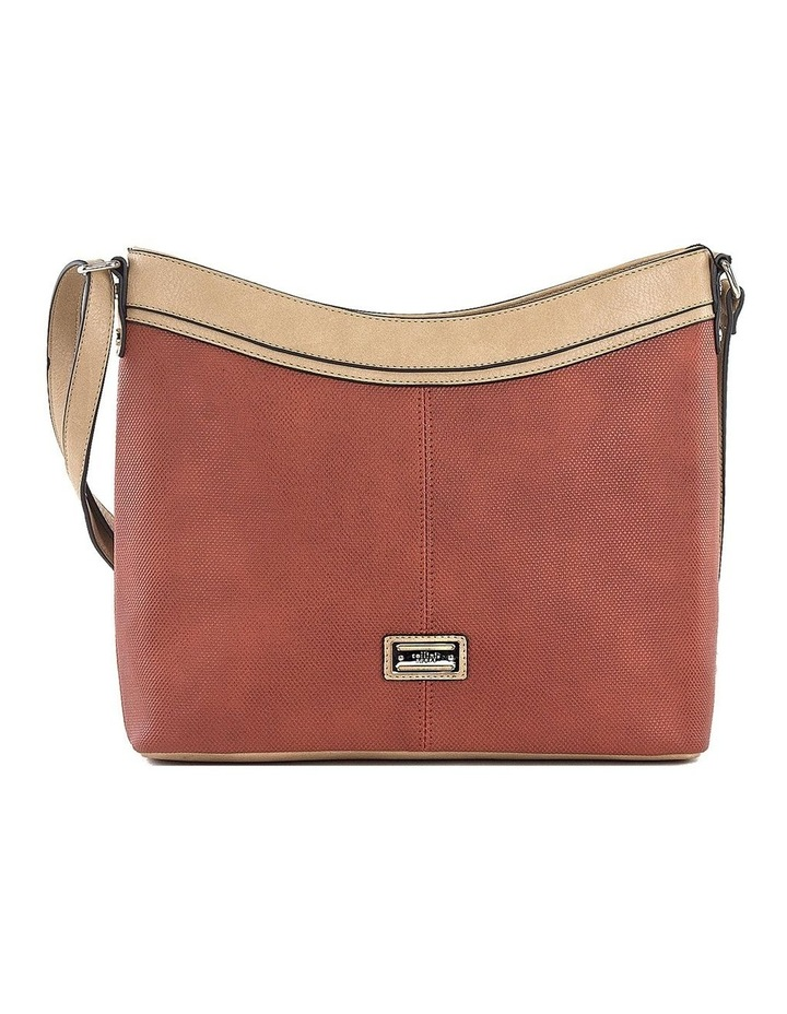 CSS131 Edith Zip Top Crossbody Bag image 1