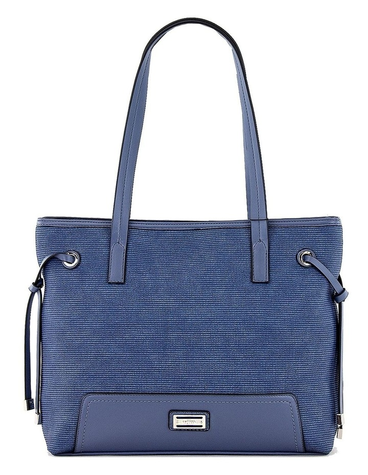 CSS135 Alice Zip Top Tote Bag image 1
