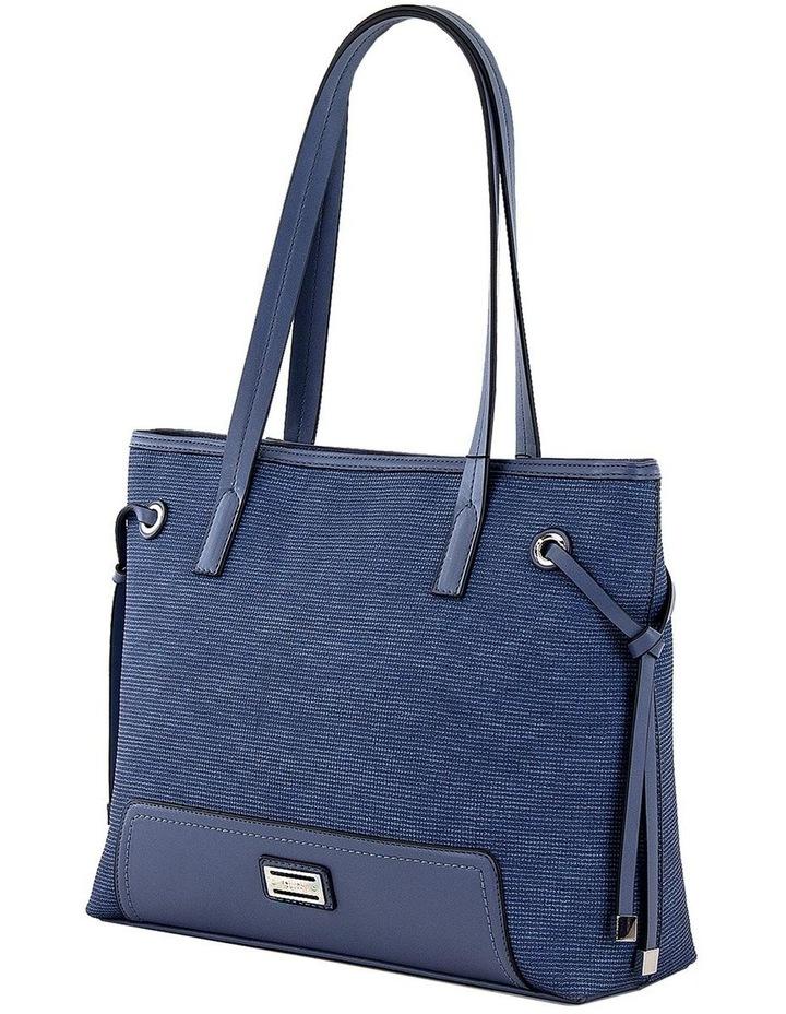 CSS135 Alice Zip Top Tote Bag image 2