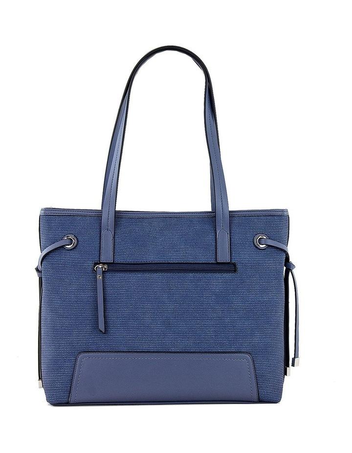CSS135 Alice Zip Top Tote Bag image 3