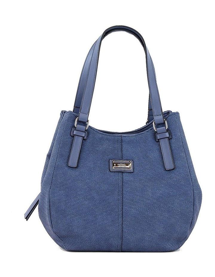 CSS136 Alice Zip Top Hobo Bag image 1