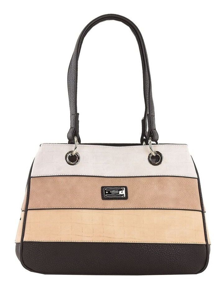 CSS141 Meils Zip Top Shoulder Bag image 1
