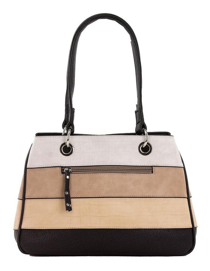 CSS141 Meils Zip Top Shoulder Bag image 3