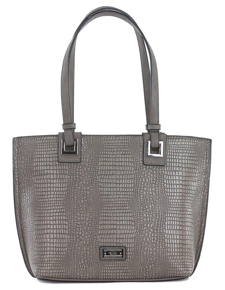 Css145 Renee Zip Top Tote Bag image 1