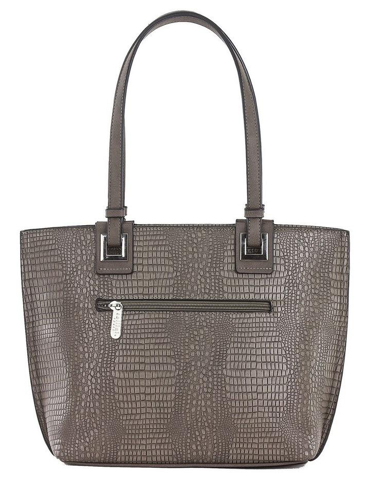 Css145 Renee Zip Top Tote Bag image 3