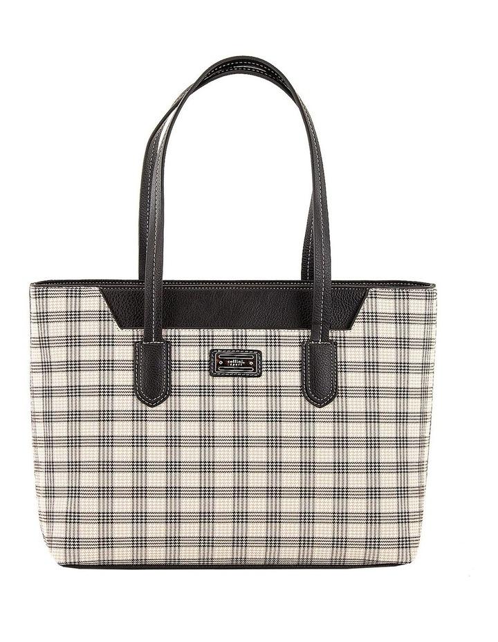 Css150 Prue Zip Top Tote Bag image 1