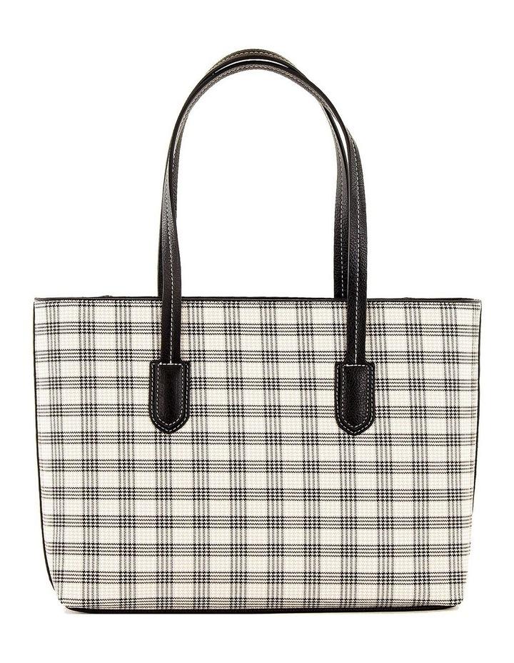 Css150 Prue Zip Top Tote Bag image 3