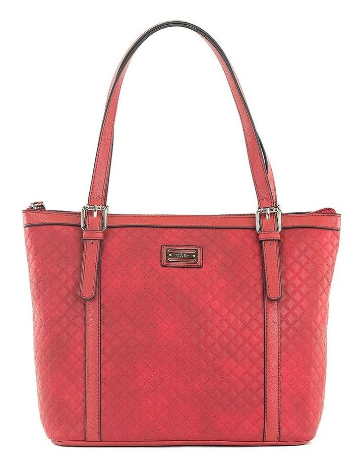 Css165 Paige Zip Top Tote Bag image 1