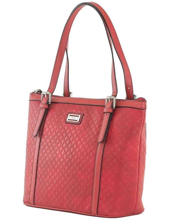 Css165 Paige Zip Top Tote Bag image 2