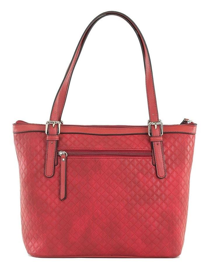 Css165 Paige Zip Top Tote Bag image 3