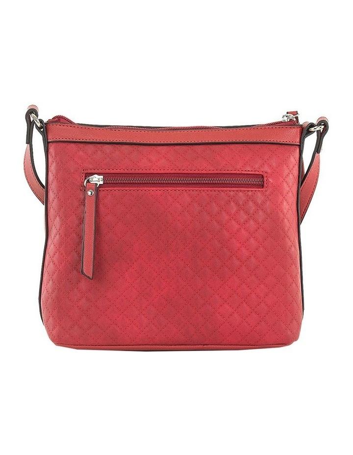 Css166 Paige Zip Top Crossbody Bag image 3