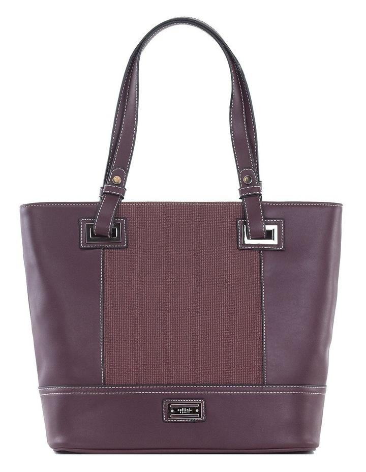 Css180 Irene Zip Top Tote Bag image 1
