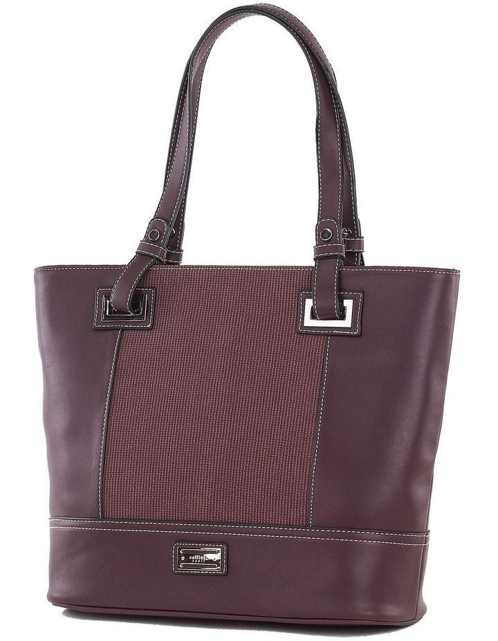 Css180 Irene Zip Top Tote Bag image 2