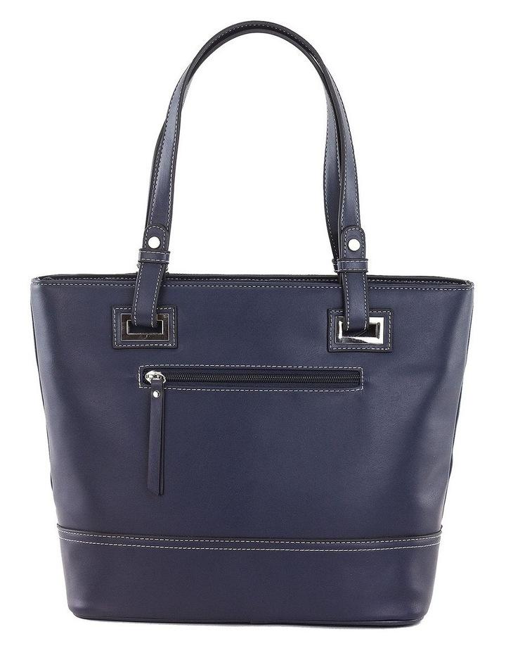 Css180 Irene Zip Top Tote Bag image 3