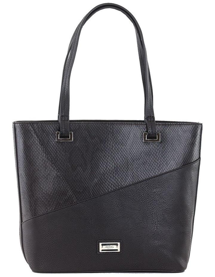 Css105 Bonnie Zip Top Tote Bag image 1