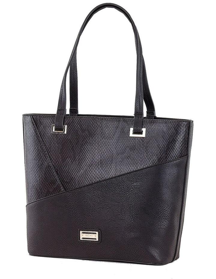 Css105 Bonnie Zip Top Tote Bag image 2