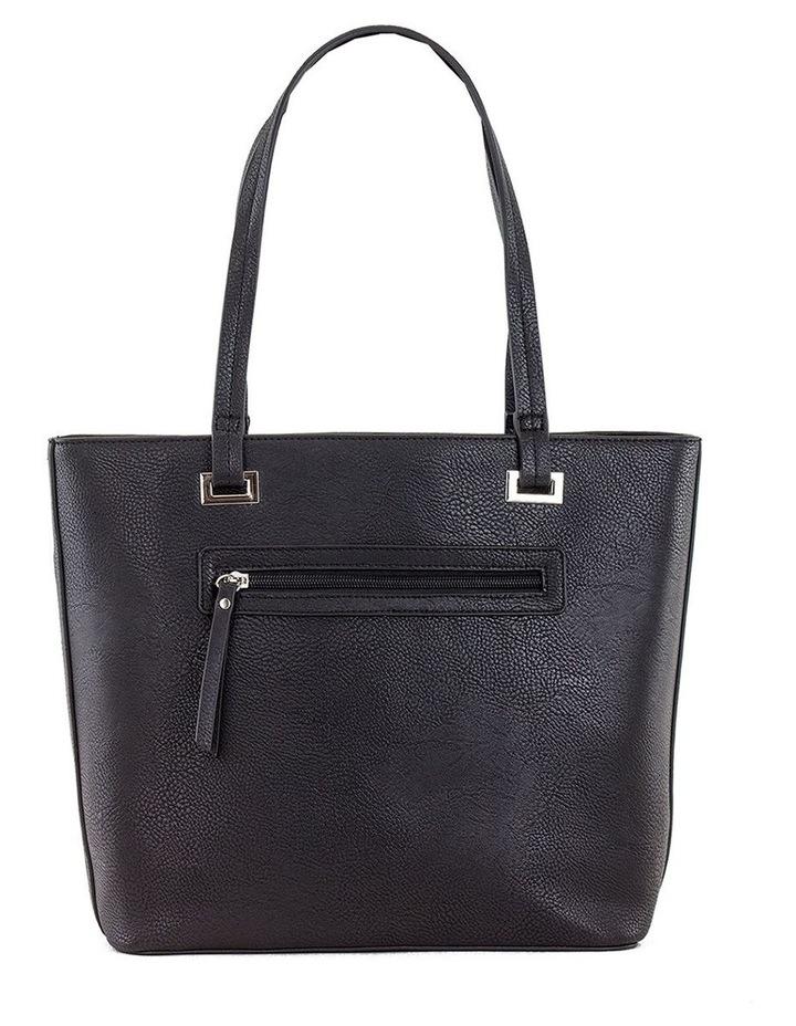 Css105 Bonnie Zip Top Tote Bag image 3