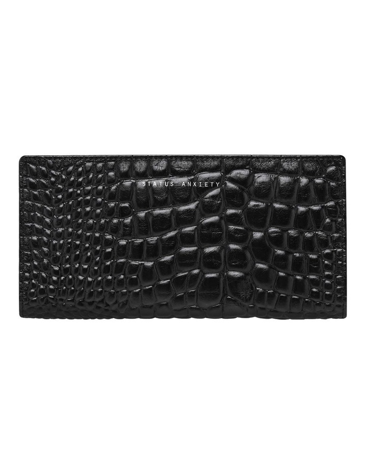 SA1437 In The Beginning Bifold Black Wallet image 1